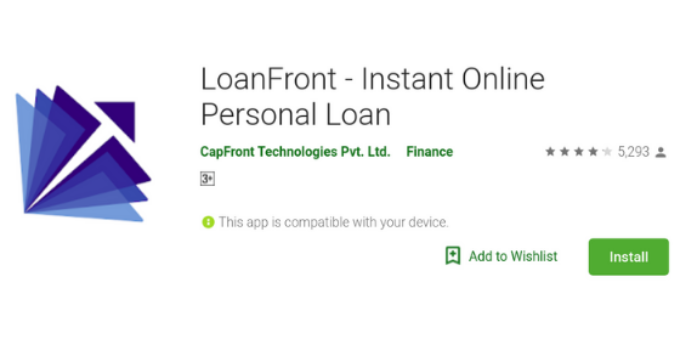 CapFront Online Loan Reviews